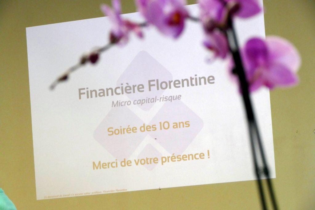 Financière Florentine 10 ans - Merci !