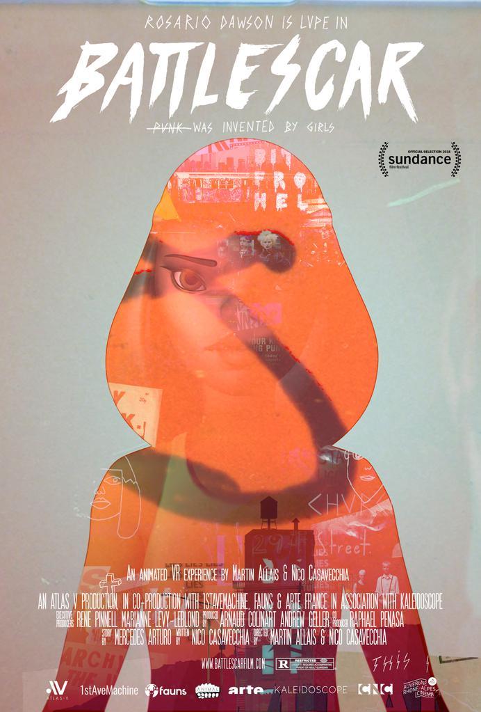 Fauns Sundance 2018 Battlescar @unifrance.org