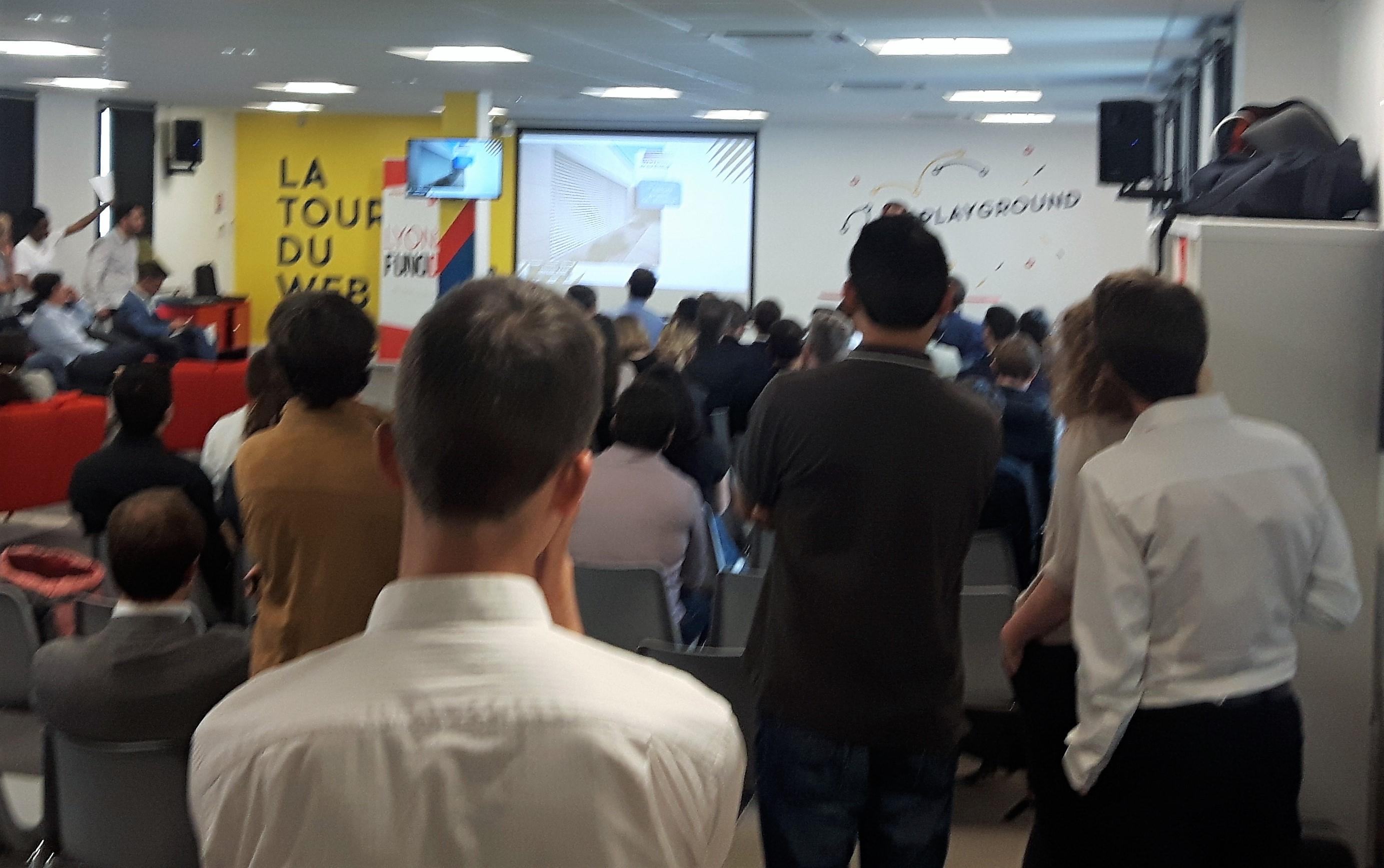 Lyon Fund Day 2018 180606