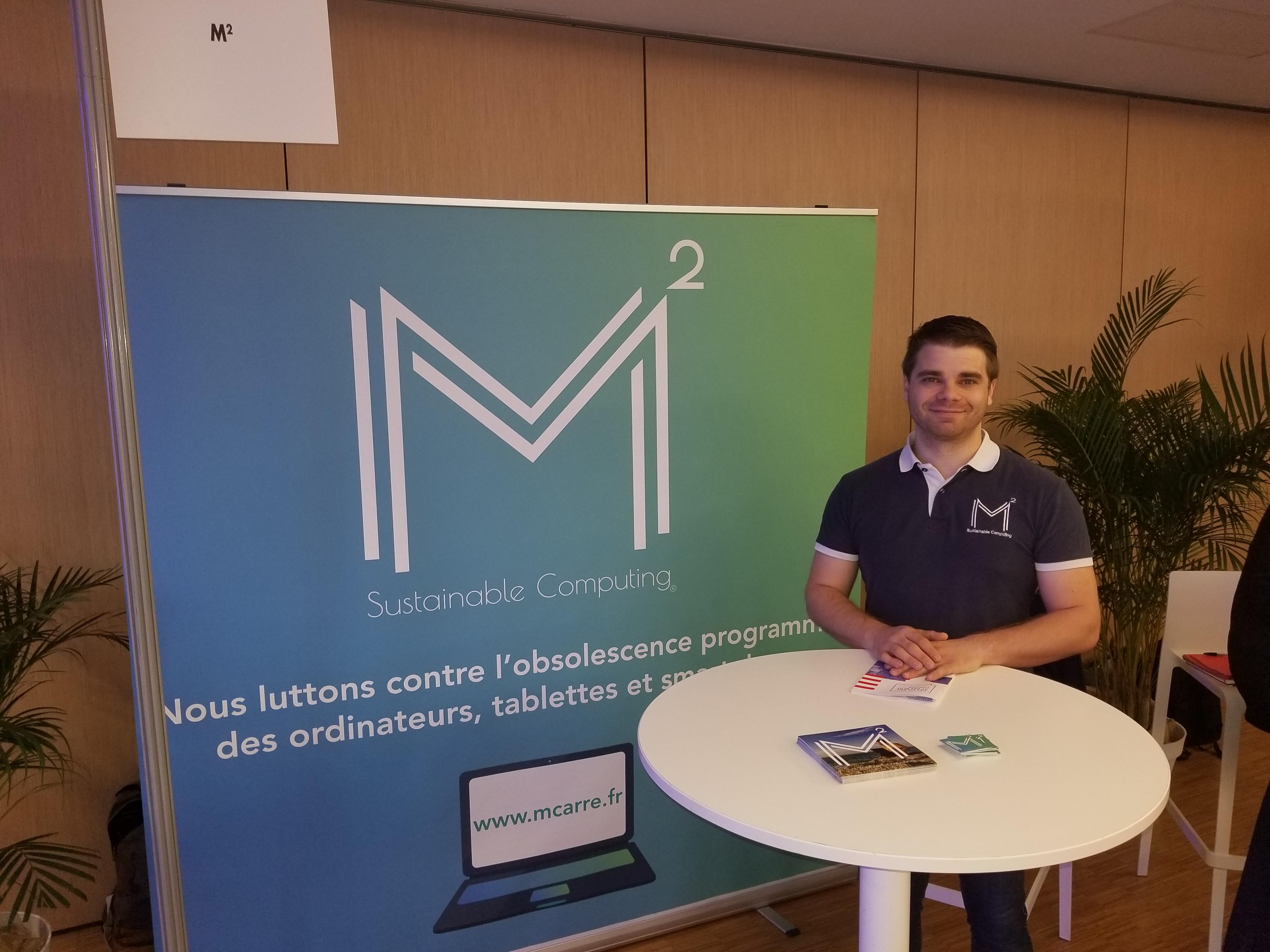 Salon des Maires et des Elus 2019 - Avec M²
