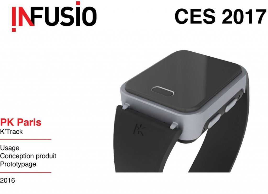 CES Las Vegas 2017 PKParis In Fusio