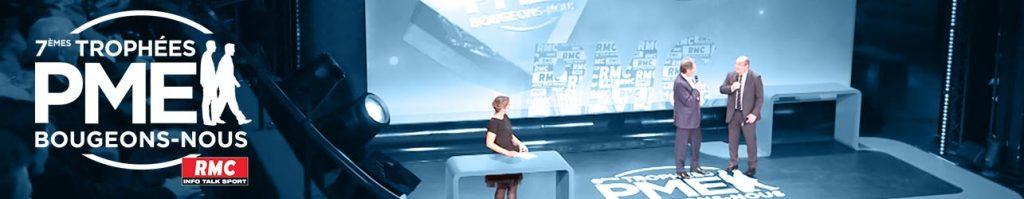 RMC BFMTV Trophées PME