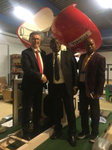 Porto-Novo et Vertéole signent un partenariat important